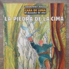 Cómics: CIMOC COLOR Nº 148 - CARA DE LUNA- LA PIEDRA DE LA CIMA - JODOROWSKY / BOUCQ NORMA. Lote 182949152