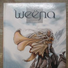 Cómics: WEENA - Nº 1 - ATAVISMO - TAPA DURA - NORMA. Lote 182950996