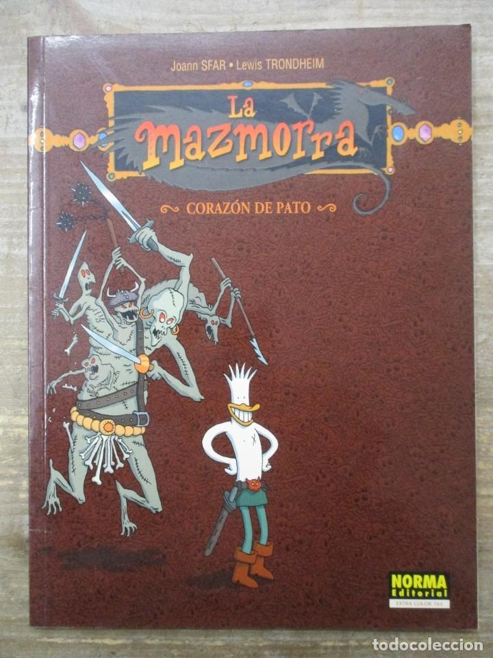 CIMOC COLOR Nº 164 - LA MAZMORRA - CORAZON DE PATO - - NORMA (Tebeos y Comics - Norma - Comic Europeo)
