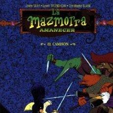 Fumetti: LA MAZMORRA AMANECER - EL CAMISÓN - SFAR/TRONDHEIM/BLAIN - CÍMOC EXTRA COLOR 184.. Lote 182964690