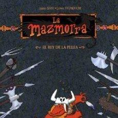 Cómics: LA MAZMORRA ZENIT - EL REY DE LA PELEA - SFAR/TRONDHEIM - CÍMOC EXTRA COLOR 167.. Lote 182967421