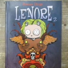 Cómics: LENORE - Nº 2 - ROMAN DIRGE - MADE IN HELL - NORMA. Lote 183003392