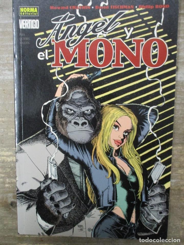 ANGEL Y EL MONO - COL. VERTIGO Nº 245 - NORMA - NORMA (Tebeos y Comics - Norma - Comic USA)
