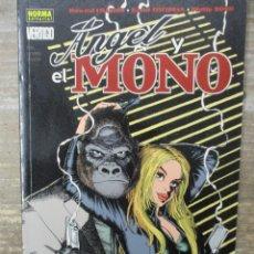 Cómics: ANGEL Y EL MONO - COL. VERTIGO Nº 245 - NORMA - NORMA. Lote 183003915