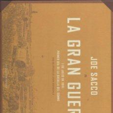 Cómics: LA GRAN GUERRA - JOE SACCO - RESERVOIR BOOKS 2014. Lote 183082666