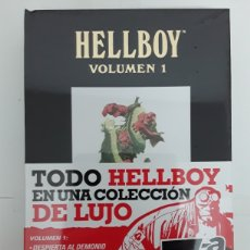 Cómics: HELLBOY. EDICIÓN INTEGRAL DE LUJO VOL. 1 - MIKE MIGNOLA - NORMA EDITORIAL. Lote 183087085
