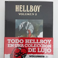 Cómics: HELLBOY. EDICIÓN INTEGRAL DE LUJO VOL. 2 - MIKE MIGNOLA - NORMA EDITORIAL. Lote 183087166