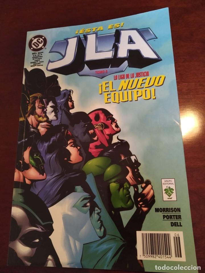 JLA TOMO 6 - EDITORIAL VID (Tebeos y Comics - Norma - Comic USA)