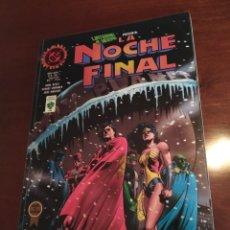 Cómics: LINTERNA VERDE: LA NOCHE FINAL TOMO 1 - EDITORIAL VID. Lote 183176000