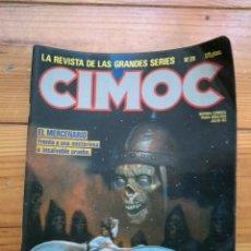 Cómics: CIMOC Nº 29. Lote 183289193
