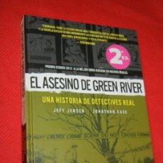 Cómics: EL ASESINO DE GREEN RIVER, DE JEFF JESEN, JONATHAN CASE - NORMA ED. 2013. Lote 183289420