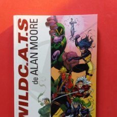 Cómics: WILDC.A.T.S DE ALAN MOORE-. Lote 183323911