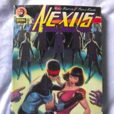 Cómics: NEXUS 3 NUMEROS, EL P. DEL PECADO, JUSTICIA ALIEN, THE ORIGIN, STEVE RUDE, BARON, NORMA CON PRECINTO. Lote 183331151