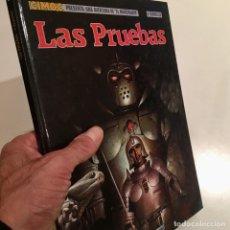 Cómics: COMIC BOOK LAS PRUEBAS DE VICENTE SEGRELLES, NORMA EDITORIAL, PRIMERA EDICIÓN, MARZO 1984. Lote 183338031