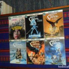 Cómics: PANDORA LA ESPADA DE CRISTAL NºS 25 30 36 39 53 COMPLETA. NORMA 1991. REGALO LAÏYNA 1 Nº 31. BE.. Lote 183360900