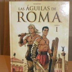 Cómics: CÓMIC * LAS ÁGUILAS DE ROMA* LIBRO I, NORMA EDITORIAL. ENRICO MARINI. CARTONÉ. 2008. INF. 3 FOTOS. Lote 183363256