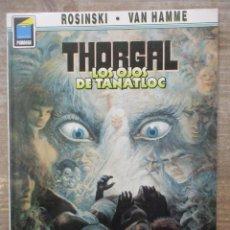 Cómics: THORGAL - COLECCION PANDORA - Nº 9 - LOS OJOS DE TANATLOC - ROSINSKI-VAN HAMME - NORMA EDITORIAL . Lote 183366306
