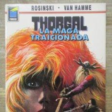 Cómics: THORGAL - COLECCION PANDORA - LA MAGA TRAICIONADA - ROSINSKI-VAN HAMME - NORMA EDITORIAL . Lote 183366438