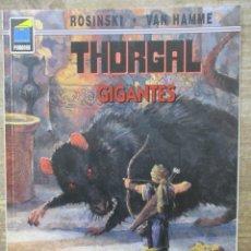 Cómics: THORGAL - COLECCION PANDORA - GIGANTES - ROSINSKI-VAN HAMME - NORMA . Lote 183367061