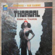 Cómics: THORGAL - COLECCION PANDORA - KRISS DE VALNOR - ROSINSKI - VAN HAMME - NORMA . Lote 183367480