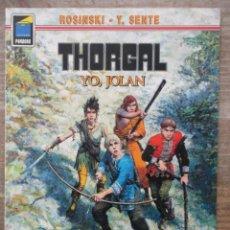 Cómics: THORGAL - COLECCION PANDORA - YO JOLAN - ROSINSKI - VAN HAMME - NORMA . Lote 183367590
