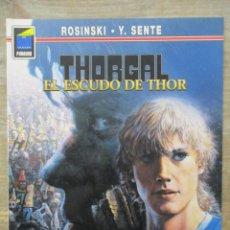 Cómics: THORGAL - COLECCION PANDORA - EL ESCUDO DE THOR - ROSINSKI - VAN HAMME - NORMA . Lote 183367633