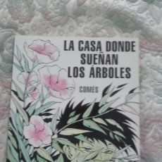 Cómics: LA CASA DONDE SUEÑAN LOS ARBOLES, DE COMES (NORMA, COLECCION B/N Nº 24). Lote 183415095