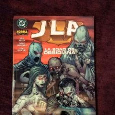 Cómics: JLA - LA ERA DE OBSIDIANA - LIGA DE LA JUSTICIA - NORMA EDITORIAL. Lote 183426456