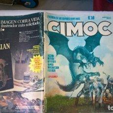 Cómics: COMIC: CIMOC Nº 58. Lote 183488732