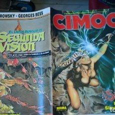 Cómics: COMIC: CIMOC Nº 110. Lote 183489002