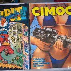 Cómics: COMIC: CIMOC Nº 89. Lote 183489386