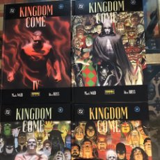 Cómics: KINGDOM COME. Lote 183515675