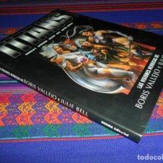 Cómics: TITANS LAS VISIONES HEROICAS DE BORIS VALLEJO Y JULIE BELL. NORMA 2ª EDICIÓN 2002. TAPAS DURAS. MBE.. Lote 183582828
