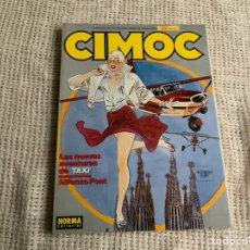 Cómics: CIMOC - TOMO RECOPILATORIO CONTIENE Nº 86, 87, 88, - EDITA : NORMA - AÑOS 80. Lote 183593151