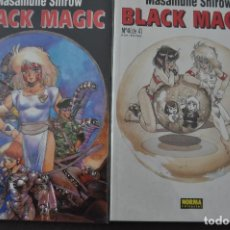 Cómics: BLACK MAGIC COMPLETA. Lote 183608973