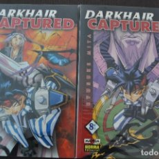 Cómics: DARKHAIR CAPTURED COMPLETA. Lote 183609386