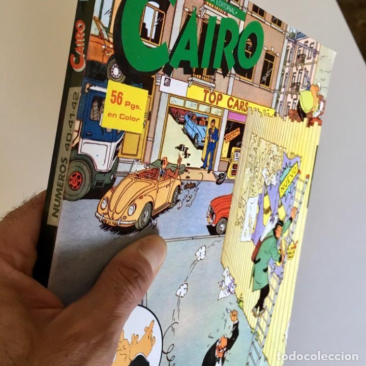 Cómics: Lote 25 Comics CAIRO más 3 tomos recopilatorios Antología, Norma editorial, ver detalle y fotos - Foto 5 - 183619810