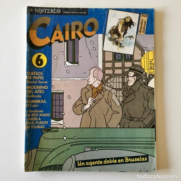 Cómics: Lote 25 Comics CAIRO más 3 tomos recopilatorios Antología, Norma editorial, ver detalle y fotos - Foto 8 - 183619810