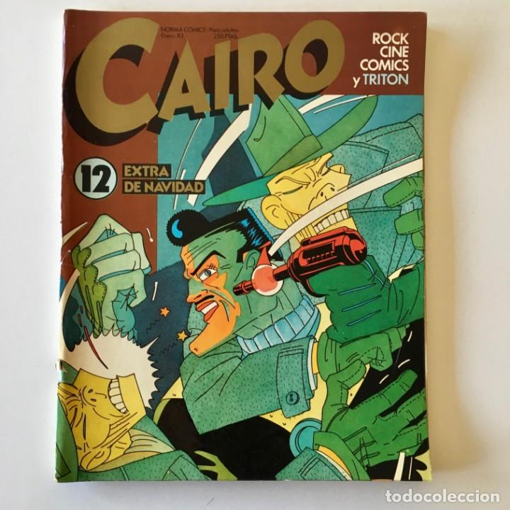 Cómics: Lote 25 Comics CAIRO más 3 tomos recopilatorios Antología, Norma editorial, ver detalle y fotos - Foto 10 - 183619810