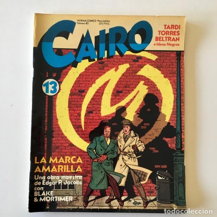 Cómics: Lote 25 Comics CAIRO más 3 tomos recopilatorios Antología, Norma editorial, ver detalle y fotos - Foto 11 - 183619810
