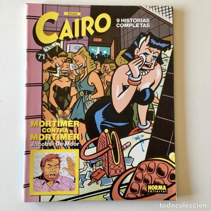 Cómics: Lote 25 Comics CAIRO más 3 tomos recopilatorios Antología, Norma editorial, ver detalle y fotos - Foto 30 - 183619810