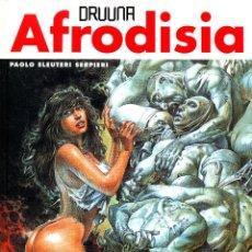 Cómics: DRUUNA: AFRODISIA (NORMA, 2003) DE ELEUTERI SERPIERI. Lote 183717000