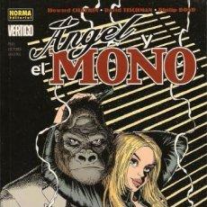 Cómics: ANGEL Y EL MONO - COL. VERTIGO Nº 245 - NORMA - MUY BUEN ESTADO - OFI15T. Lote 183759850