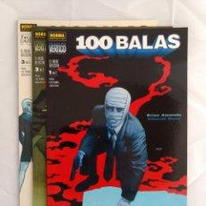 Cómics: 100 BALAS: EL FALSO DETECTIVE (3 TOMOS TAPA BLANDA). Lote 184268205