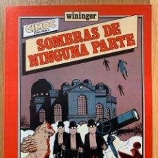 Cómics: SOMBRAS DE NINGUNA PARTE (WININGER) - EXTRA COLOR Nº 8 - 1983. Lote 184416486