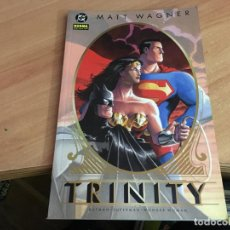 Cómics: TRINITY BATMAN SUPERMAN WONDER WOMAN (COIB47). Lote 184739017