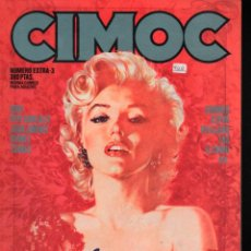 Cómics: CIMOC EXTRA 3 ESPECIAL EROTISMO. Lote 195346526