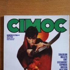 Cómics: CIMOC EXTRA 4: ESPECIAL AVENTURAS. Lote 184761415