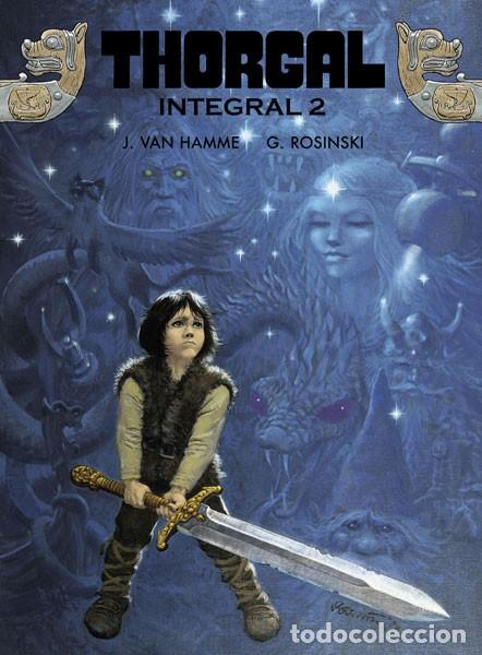 THORGAL INTEGRAL 2 (Tebeos y Comics - Norma - Comic Europeo)