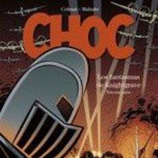 Cómics: CHOC 3 LOS FANTASMAS DE KNIGHTGRAVE . Lote 184933918